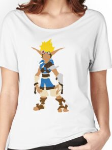 Jak-Jak and Daxter The precursor legacy  Women's Relaxed Fit T-Shirt
