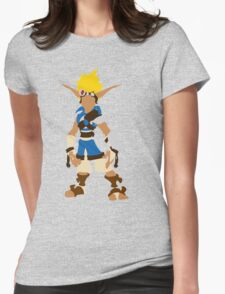 Jak-Jak and Daxter The precursor legacy  Womens Fitted T-Shirt
