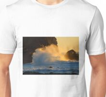 Jeremiah 31:5  Who stirs up the sea so that its waves roar.... Unisex T-Shirt