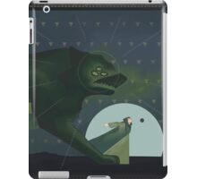 Dread wolf Fen'Harel iPad Case/Skin