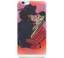 Lupin III- lupin/jigen iPhone Case/Skin