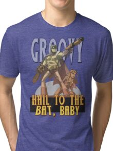 Hail to the Bat Tri-blend T-Shirt