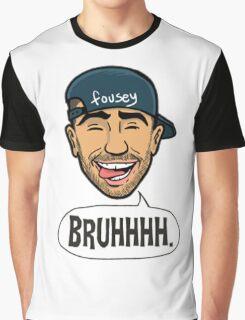Fouseytube Bruh Graphic T-Shirt