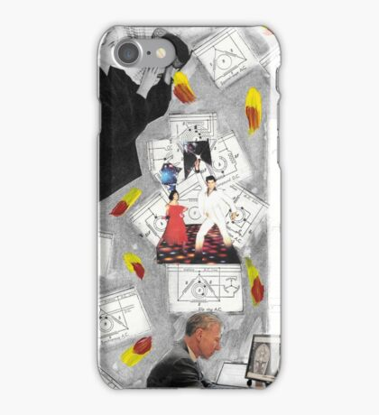 The Engineer's Reverie iPhone Case/Skin