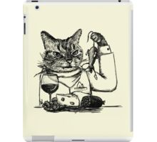 Cheese Thief iPad Case/Skin