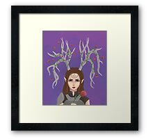 Grey Warden - Dragon age origins Framed Print