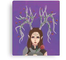 Grey Warden - Dragon age origins Canvas Print