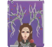 Grey Warden - Dragon age origins iPad Case/Skin