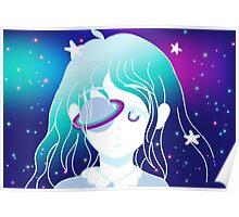 Saturn of My Eye Poster