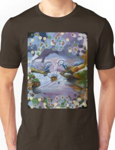 Duck Mountain and Nature eye Unisex T-Shirt