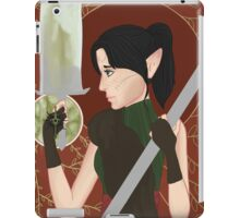 Inquisitor Lavellan iPad Case/Skin