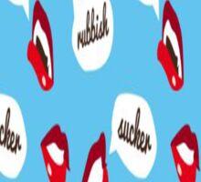 Hot Topic Lips  Sticker