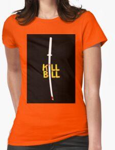 Kill Bill Womens Fitted T-Shirt