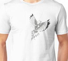 Bird - Lace Unisex T-Shirt