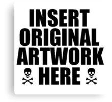 Original - ONE:Print Canvas Print