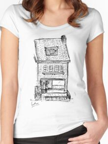 dutch house Women's Fitted Scoop T-Shirt