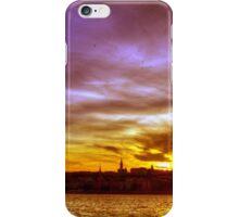 Burning Sky iPhone Case/Skin