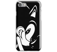 GO FAST iPhone Case/Skin