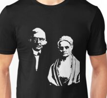 James and Luctretia Mott Unisex T-Shirt