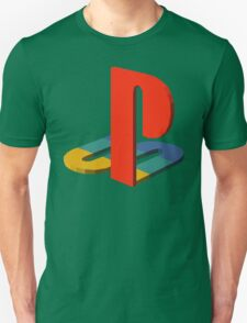 Retro Aesthetic PS1 Playstation Logo T-Shirt
