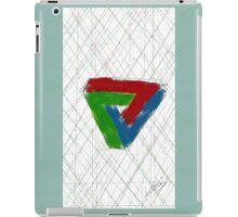 penrose triangle iPad Case/Skin