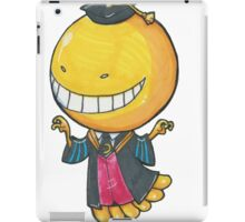 The Man Who Murdered the Moon iPad Case/Skin