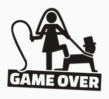 Game over wedding by Designzz