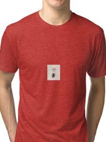 Inverse Penguin Tri-blend T-Shirt