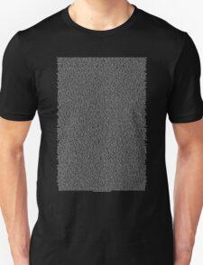 Bee Movie Script Black T-Shirt