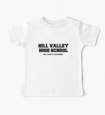 Hill Valley High School Baby Tee