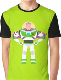 Buzz Vector Graphic T-Shirt