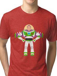 Buzz Vector Tri-blend T-Shirt
