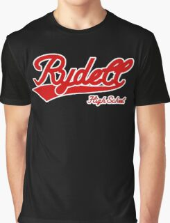 Rydell High (Grease) Graphic T-Shirt