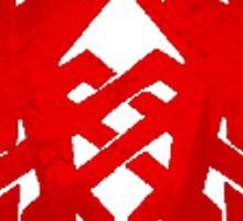 Amell Heraldry Crest Sticker