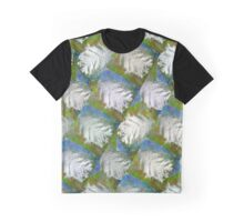 Snow Flakes Graphic T-Shirt