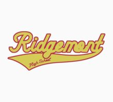 Ridgemont High School One Piece - Long Sleeve
