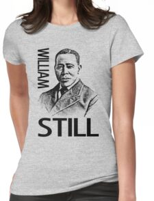 WILLIAM STILL Womens Fitted T-Shirt