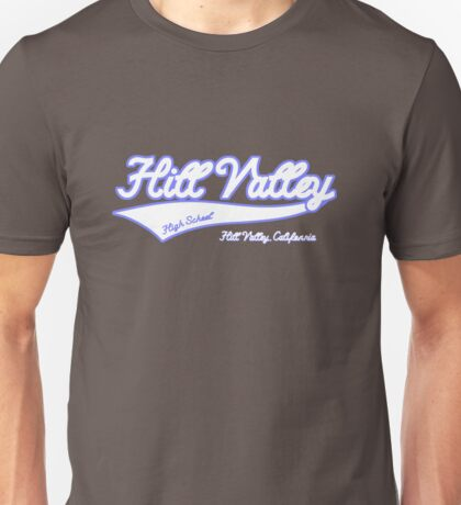 Hill Valley High Unisex T-Shirt