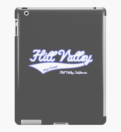 Hill Valley High iPad Case/Skin