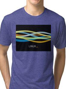 Linux Appreal  Tri-blend T-Shirt