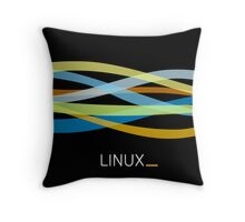 Linux Appreal  Throw Pillow