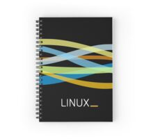 Linux Appreal  Spiral Notebook
