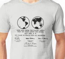 Apollo Plaque Unisex T-Shirt