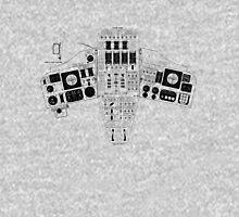 Apollo Control Panel Unisex T-Shirt