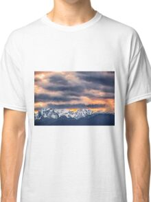 Olympic Sunset Classic T-Shirt