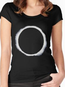 eclipse shirt  Women's Fitted Scoop T-Shirt