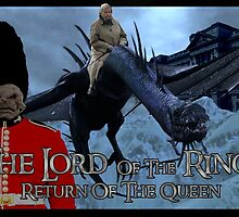 Return Of The Queen by circusstrongman