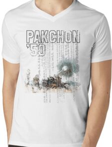 Pakchon '50 Mens V-Neck T-Shirt