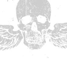 Death From Above (no background) Sticker