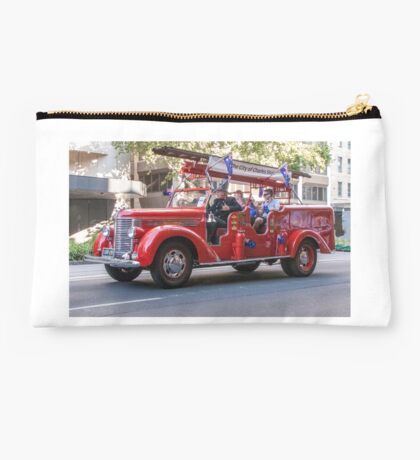 1927 Fire Engine Studio Pouch